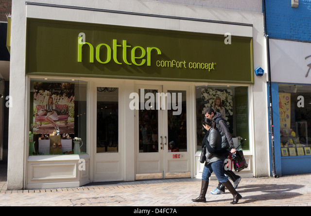 Hotter Shoe Shop In Bromley