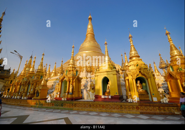 Theravada buddhismus stock photos theravada buddhismus for Asia famous buildings