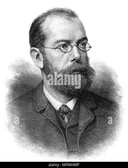 a biography of robert koch the german microbiologist Robert heinrich hermann koch (  german:  11 december 1843 – 27 may 1910) was a celebrated german physician and pioneering microbiologist  as the founder of modern bacteriology , he is known for his role in identifying the specific causative agents of tuberculosis , cholera , and anthrax and for giving experimental support for the concept of infectious disease.