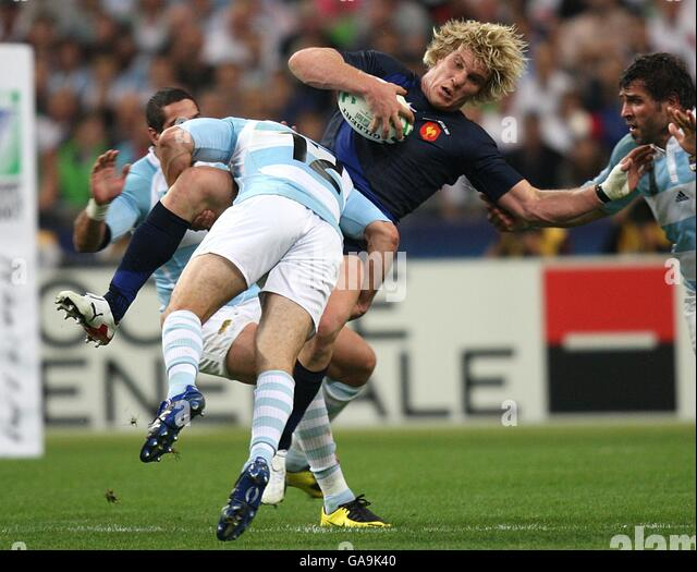 2007 Rugby World Cup Pool D