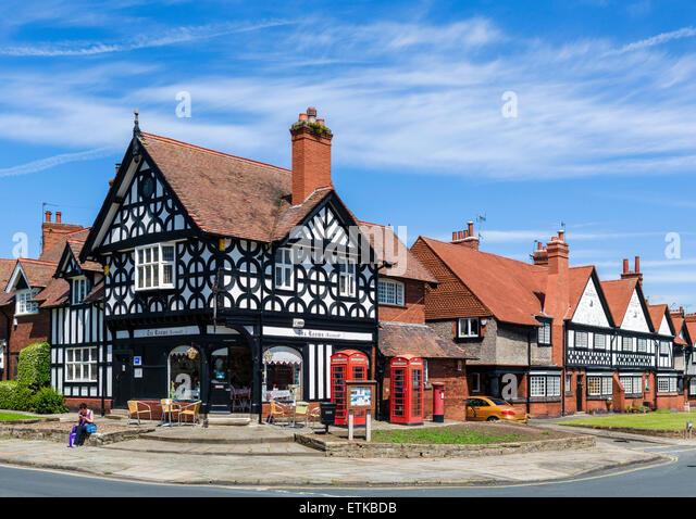 Tudor Rose Tea Rooms Wirral