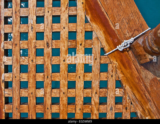 Prow Wood Ship Stock P...