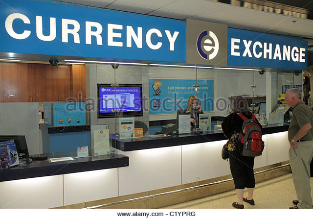 Foreign currency brokers uk