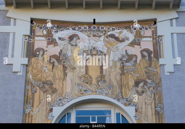 Cauchie stock photos cauchie stock images alamy - Maison de l art nouveau ...