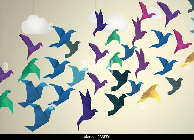Fake pigeon stock photos fake pigeon stock images alamy - Imitation origami owl ...
