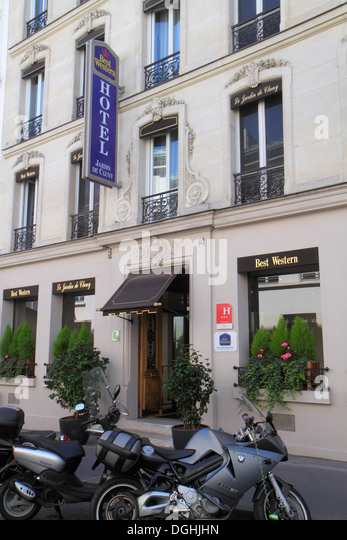 Sommerard stock photos sommerard stock images alamy for Best western jardin de cluny paris france