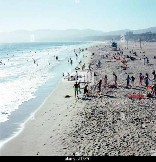 Los Angeles California 1980's Stock Photos & Los Angeles