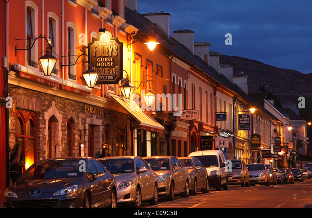 Ring of kerry restaurants
