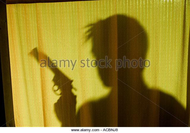 Human Hand Behind Curtain Stock Photos & Human Hand Behind Curtain ...