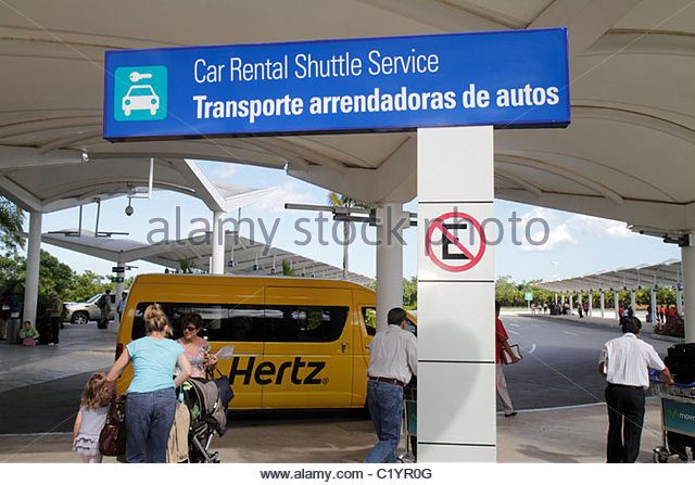 National car rental cancun international airport