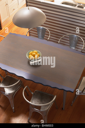 Birds Eye View Table Chairs Stock Photos Amp Birds Eye View