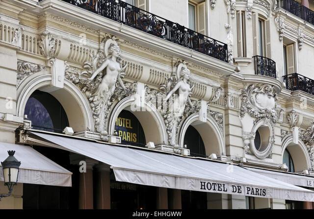 Hotel De Paris Stock Photos Hotel De Paris Stock Images