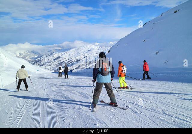 Les Arcs French Alps Ski Resort Exotisiv