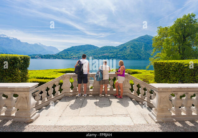 tremezzo lake como stock photos tremezzo lake como stock images alamy. Black Bedroom Furniture Sets. Home Design Ideas