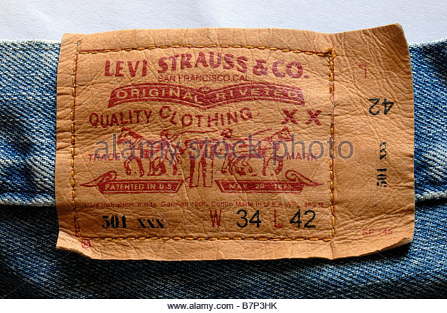 Levi Strauss Stock Photos & Levi Strauss Stock Images  Alamy