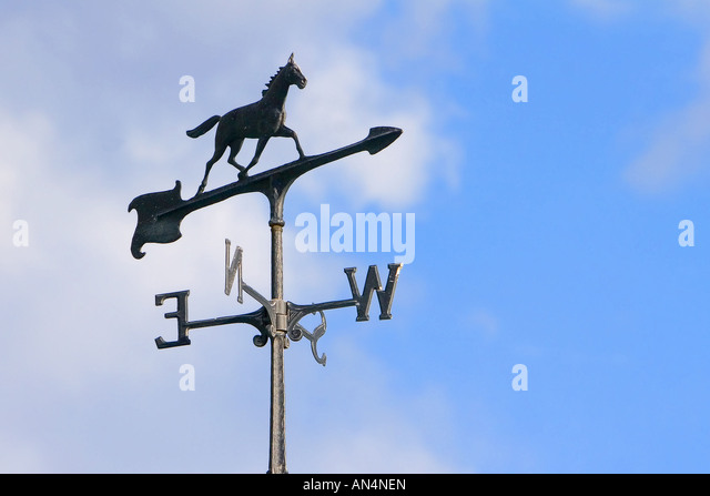 Horse Weather Vane Stock Photos & Horse Weather Vane Stock ...