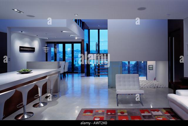 Futuristic homes interior home design and style - Futuristic home interior ...