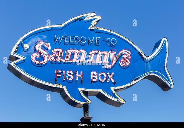 Sammy 39 s stock photos sammy 39 s stock images alamy for Sammy s fish box