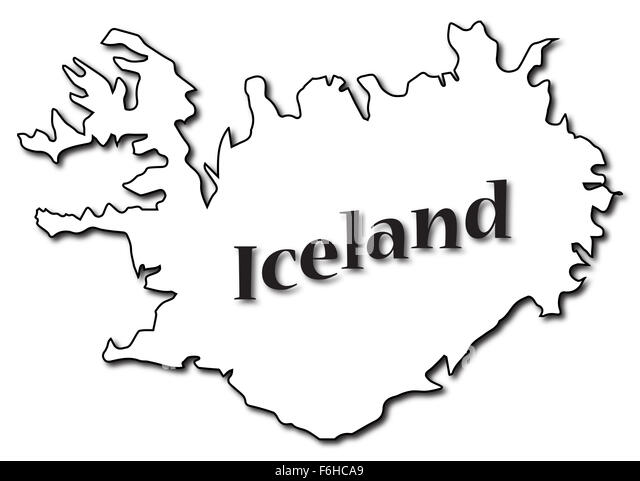 outline map of nordic stock photos & outline map of nordic stock