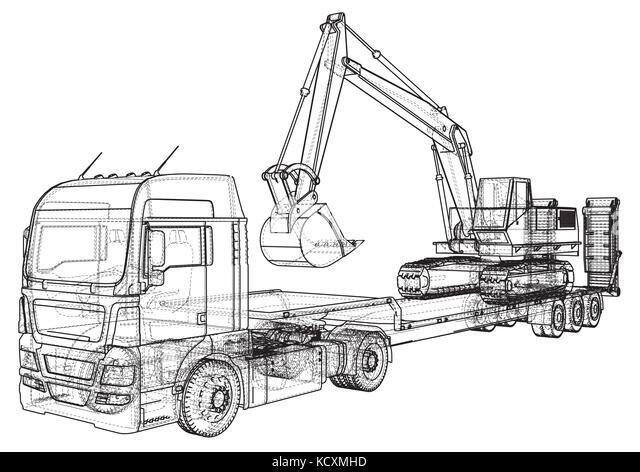 garden tractor bulldozer