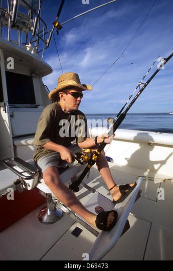 Deep sea fishing california stock photos deep sea for Baja california fishing