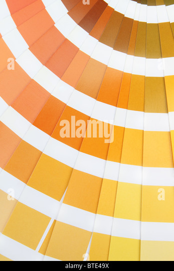 Pantone Card Stock Photos Pantone Card Stock Images Alamy