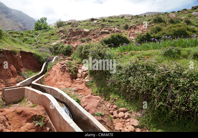 Concrete Water Channel Stock Photos & Concrete Water Channel Stock ...