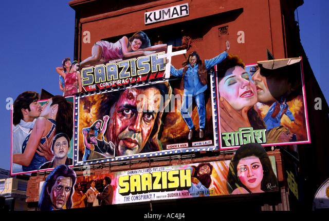 bollywood poster mumbai stock photos amp bollywood poster
