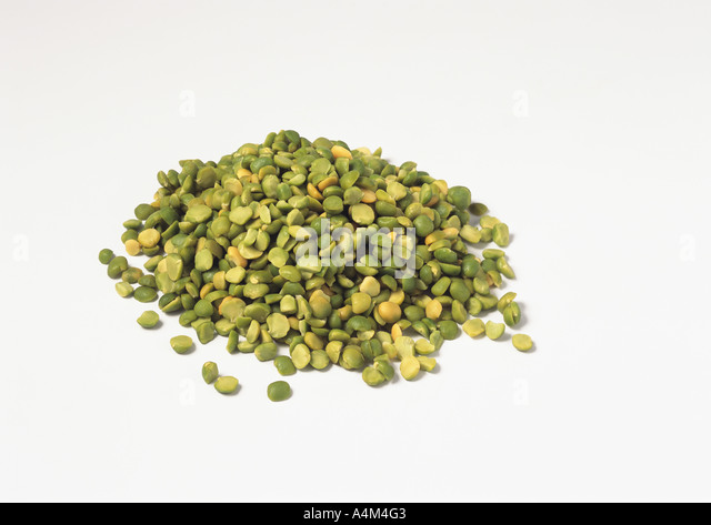 how to cook dried split peas