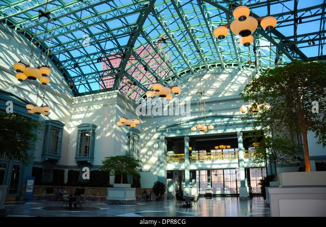 Chicago Harold Washington Library Stock Photos Chicago