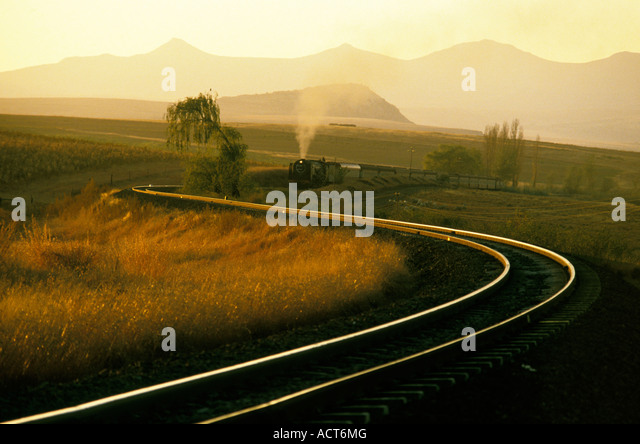 South African Railway Line Stock Photos Amp South African