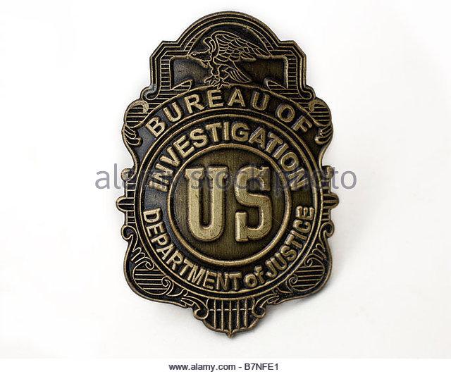 Fbi stock photos fbi stock images alamy - Fbi badge wallpaper ...