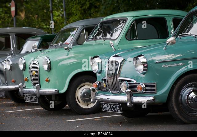 English Classic Cars Stock Photos & English Classic Cars Stock ...