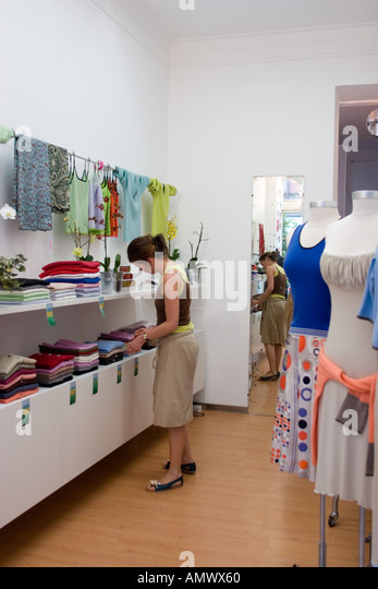 Colori clothing store