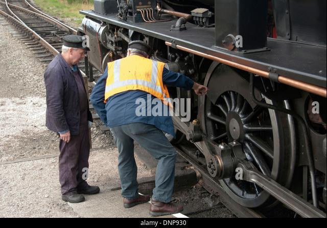 Railwaymen Stock Photos & Railwaymen Stock Images - Alamy