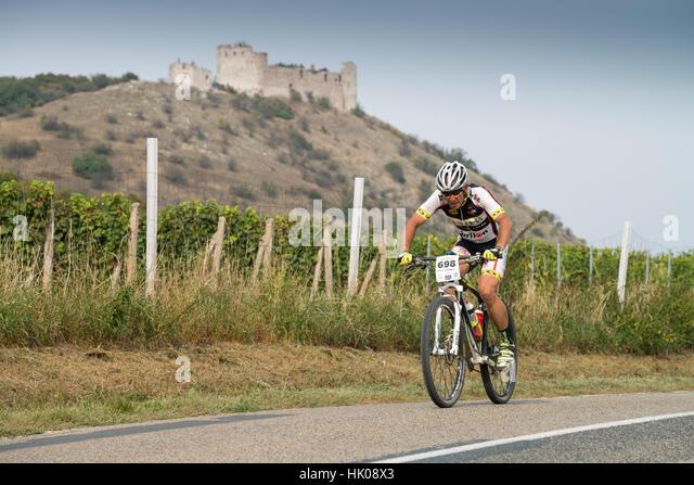 Cycling Vineyard Stock Photos & Cycling Vineyard Stock ...