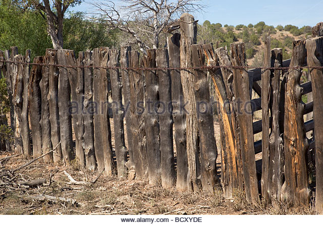 Fence Posts Stock Photos Amp Fence Posts Stock Images Alamy