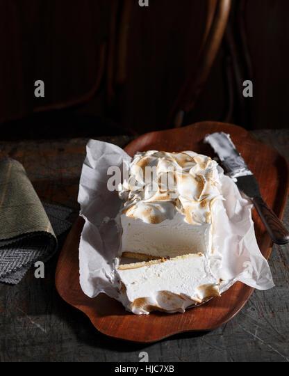 Baked alaska stock photos baked alaska stock images alamy for Captain d s grilled white fish filet
