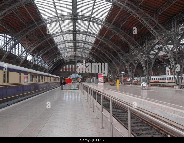 Berlin leipzig stock photos berlin leipzig stock images for Berlin to dresden train