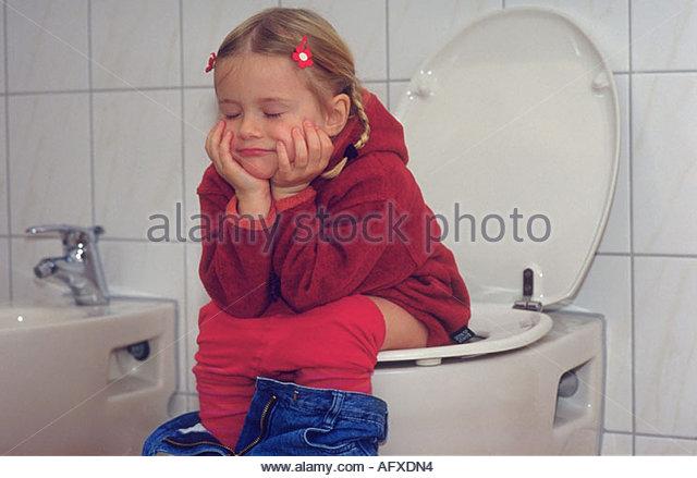pornos auf der toilette