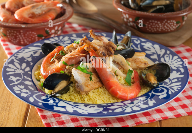 shrimp and couscous recipes dishmaps seafood couscous sicilian shrimp ...