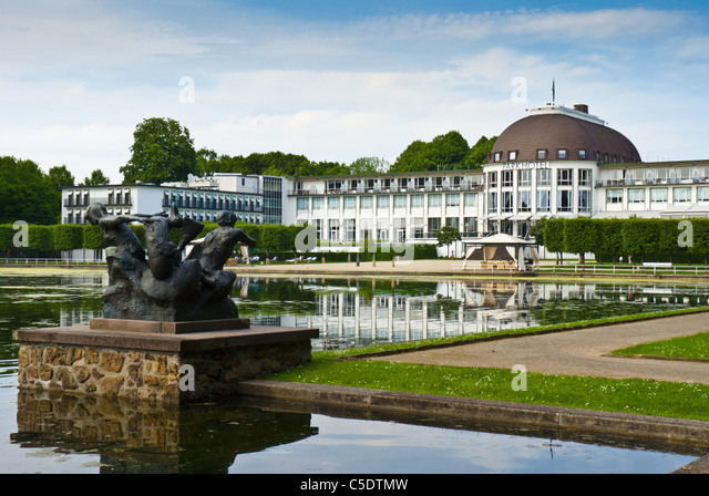 Buergerpark stock photos buergerpark stock images alamy for Designhotel 5 seasons bremen