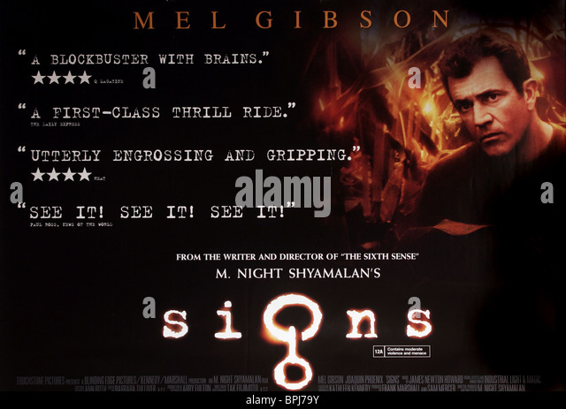 image gallery signs 2002 poster