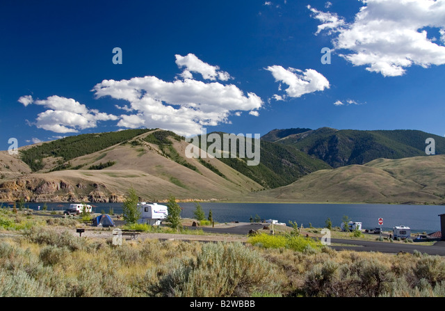 Rv Camping Stock Photos Amp Rv Camping Stock Images Alamy