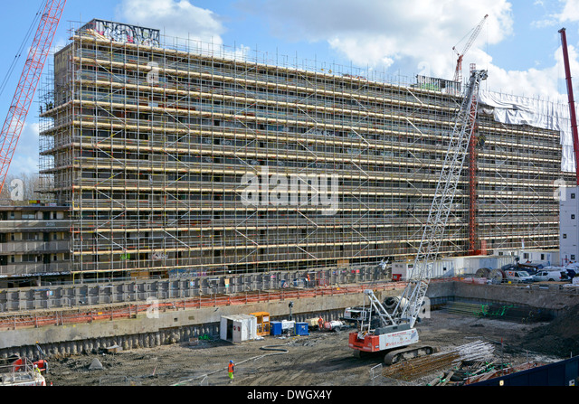 High Rise Demolition : Housing estate uk high rise stock photos