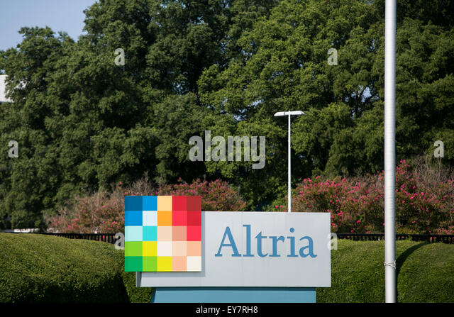 Altria group inc stock