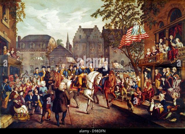 American War Of Independence 1775 1783 Stock Photos & American War ...