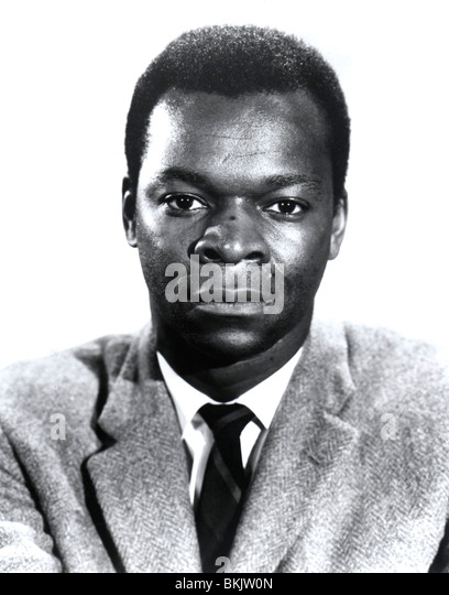 brock peters height
