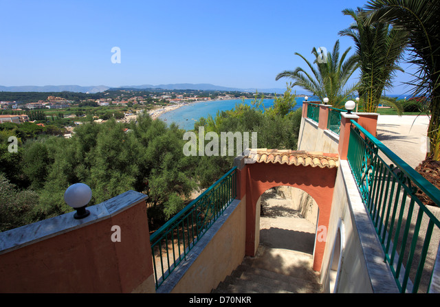 Tsilivi beach stock photos tsilivi beach stock images for The balcony zante