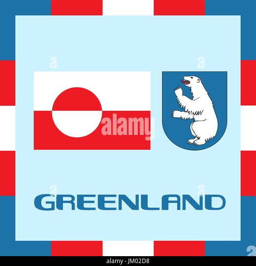 Greenland Stock Vector Images Alamy